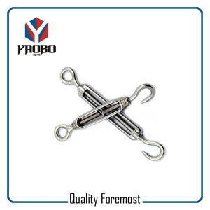 Turnbuckle For 3mm Wire Rope,stainless steel 304 Turnbuckle