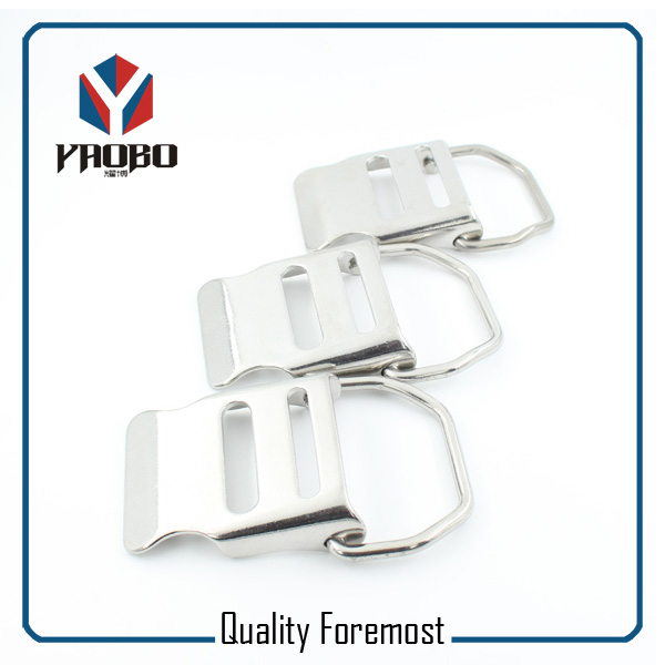Custom Stainless Steel Buckles