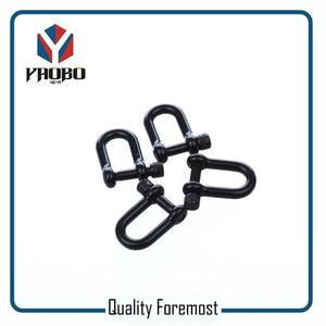 4mm Black Shackles,Black Color Shackles With Adjustable