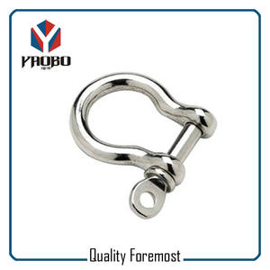 Bow Shackles Supplier,Bow Shackles Factory,silver Bow Shackle