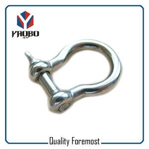 High Quality Stainless Steel 4mm Bow Shackles