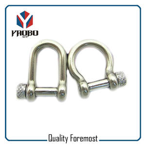 High Quality Stainless Steel Shackles Jewelry
