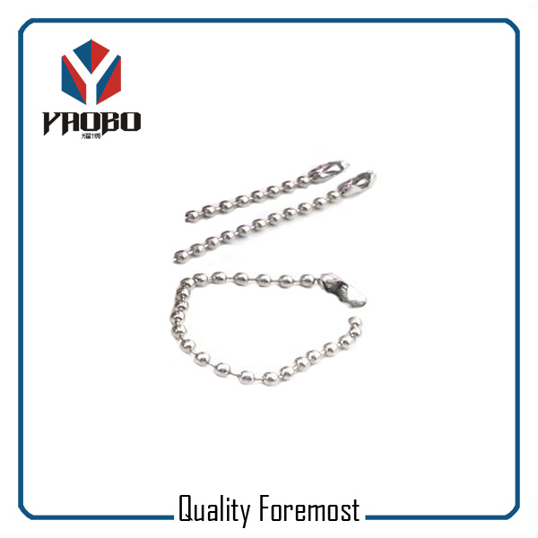 Ball Chain With Connecter Factory