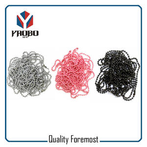 Colored Ball Chain Wholesale,red color ball chain wholesale