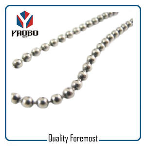 Stainless Steel Bead Chain Bracelet,Steel Bead Chain Necklace