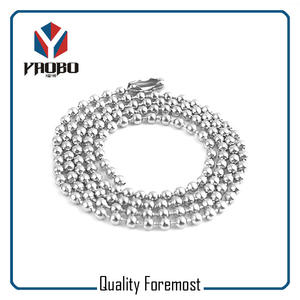 Stainless Steel Bead Chain Wholesale,Stainless Steel Bead Chain