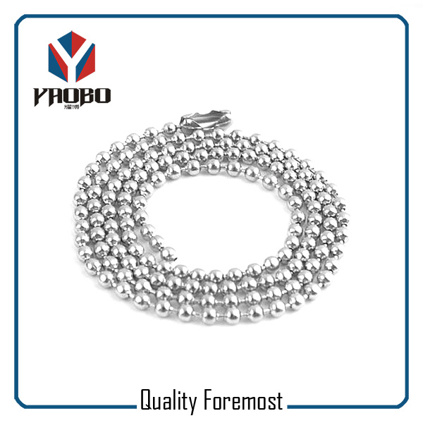 Stainless Steel Bead Chain Wholesale