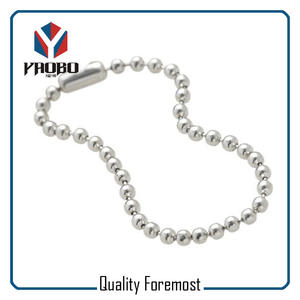 Stainless Steel Silver Bead Chain,Stainless Steel Bead Chain