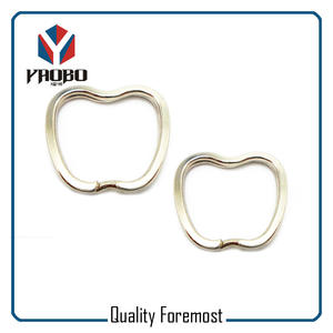 Supplier Apple Shape Key Ring