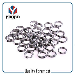 6mm Heavy Duty Split Rings