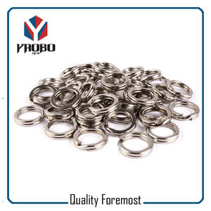 Heavy Duty Split Key Rings Wholesale,