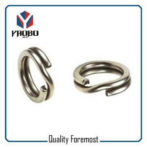 Stainless Steel Split Rings Factory,Heavy Duty Split Key Rings