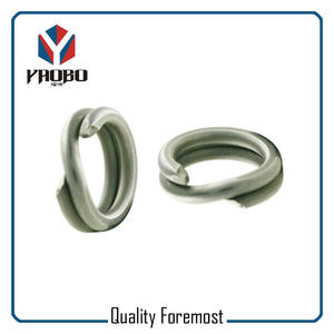 30mm Heavy Duty Split Rings,30mm Stainless Steel Split Rings