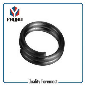 28mm Heavy Duty Split Rings,28mm Stainless Steel Split Rings