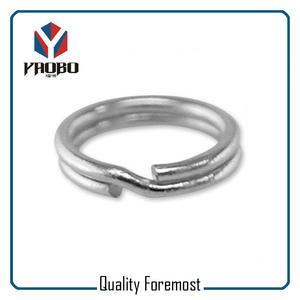 24mm Heavy Duty Fishing Rings,24mm Heavy Duty Split Rings
