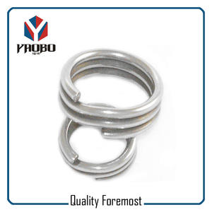 22mm Heavy Duty Fishing Rings,22mm Heavy Duty Split Rings