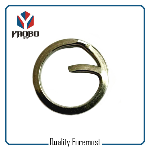 Heavy Duty G Form Split Ring