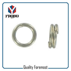 Heavy Duty Double Ring,Heavy Duty Split Ring