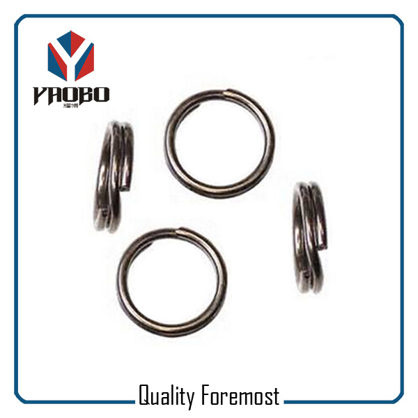 Heavy Duty Double Ring For Fishing