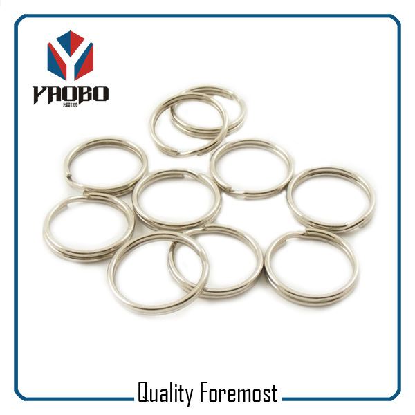 Split Ring Key Ring Bulk