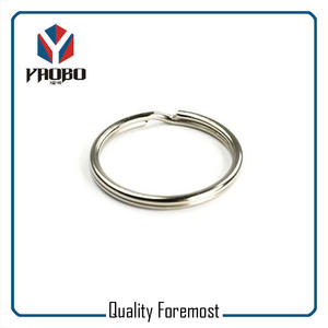 Metal Split Rings