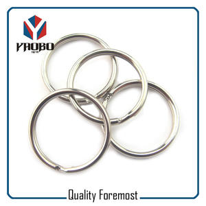Split Rings Made In Chain,Low Price Split Rings