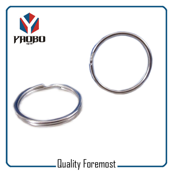 Stainless Steel 25mm Split Ring