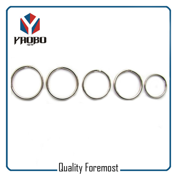 Various Size Stainless Steel Split Rings
