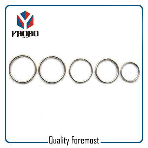Various Size Stainless Steel Split Rings,Stainless Steel Split Ring