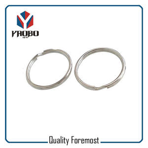 Stainless Steel Split Ring Key Rings,Stainless Steel Split Rings