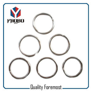 Good Qulaity Stainless Steel Split Ring,Stainless Steel Key Ring