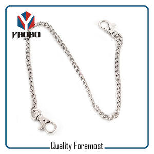 38mm Snap Hook With Chain,snap hook with chain for decorate