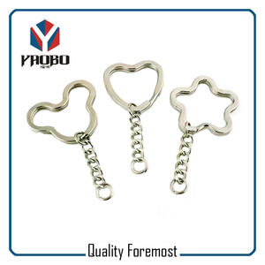 Beautiful Shape Key Chain Key Ring