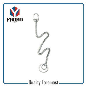 Key Chain With Snap Hook For Man