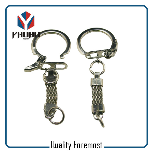 Key Ring With Chains
