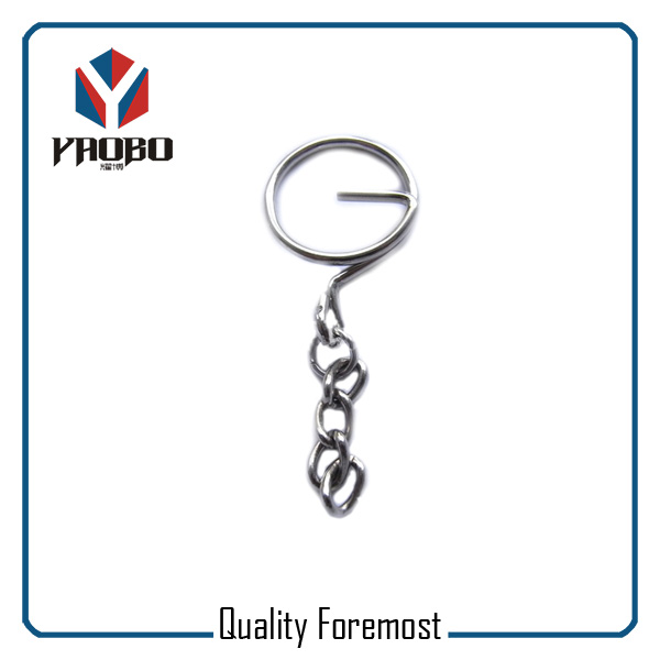 Key Ring G Ring With Chains
