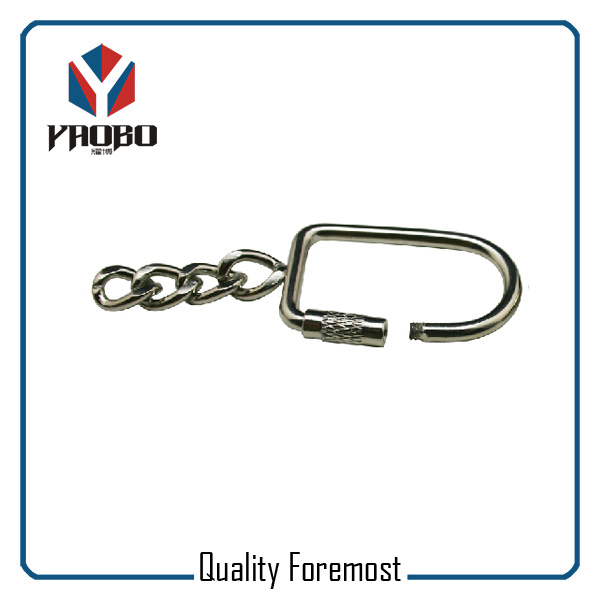 Screw Snap Hook For Keychains