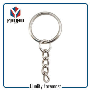 Triangle Edge Key Chain