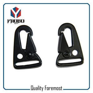 Black Snap Hook For Bags,black snap hook,black 25mm snap hook