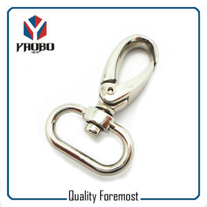 20mm Eye Hook Snap Hook,20mm lanyard Clasp Snap Hook