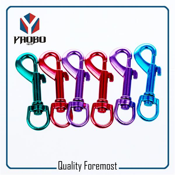 Colored Gift Snap Hooks