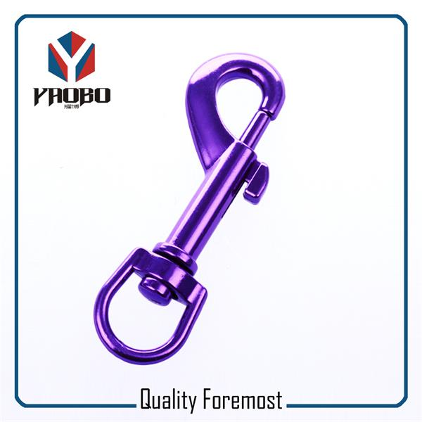 Wholesales Purple Colour Snap Hook