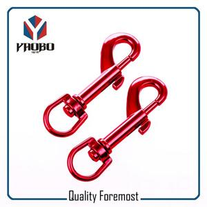 Wholesales Red Colour Snap Hook,red Colour Snap Hook