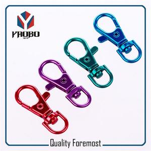 Colored Clasp Snap Hook,Colored Clasp swivel Snap Hook