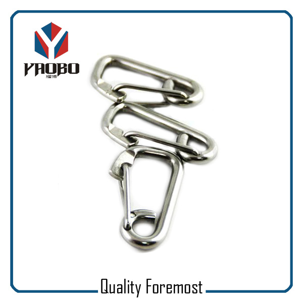 Wire Gate Stainless Steel Snap Hook