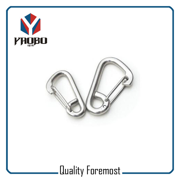 Wire Gate Carabiner Hook