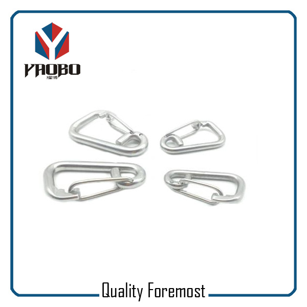 60mm Wire Gate Stainless Steel Hook