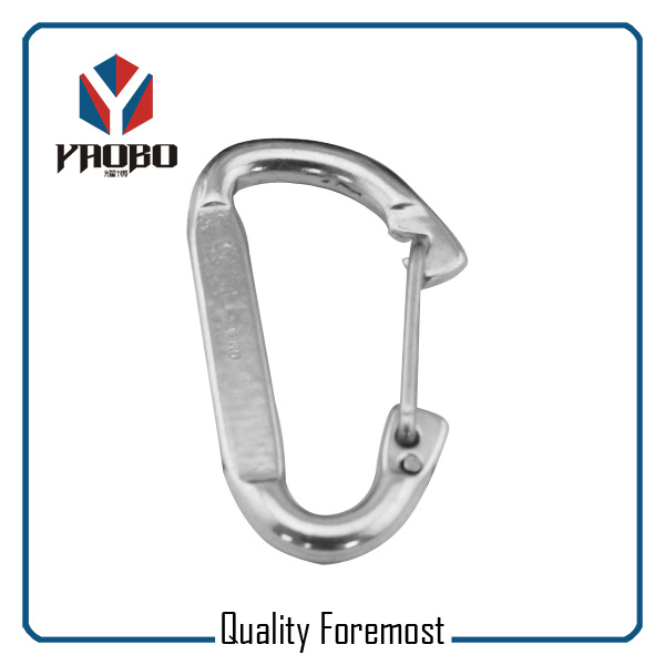80mm Stainless Steel Wire Gate Hook