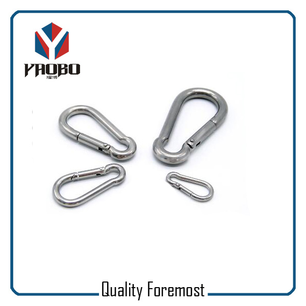 Climbing Stainless Steel Carabiner Hook