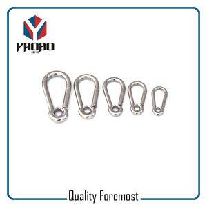 Stainless Steel Snap Hook Carabiner Hook,stainless Steel Carabiner Hook